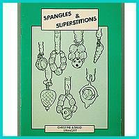 Great Book About Spangles & Beads on English Lace Bobbins