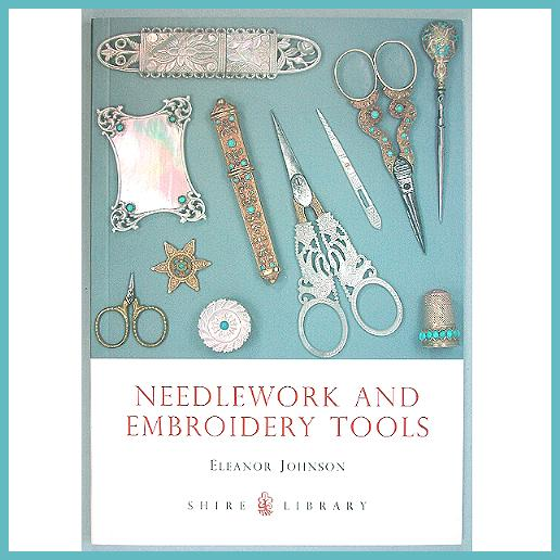 """Needlework & Embroidery Tools"" by Eleanor Johnson"